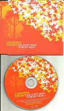 COUNTING CROWS She Don't Want Nobody near EUROPE made PROMO DJ CD single 2003