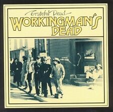 Grateful Dead - Workingman's Dead  (CD, Aug-1987, Warner Bros)