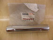 Yamaha XS400RJ XS400 RJ RK Seca 1982 Nuevo Tubo de escape de equilibrio 16M-1475J-00