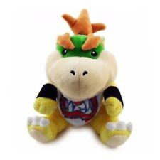 New Sanei Super Mario Series 7 Inch Bowser Koopa Jr. Plush Toy Plush Doll