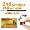EDIMAEG REAL 4.5 W GSM ID BOX Card NMD-330L with spy earpiece