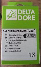 Delta Dore - Batterie Détecteur de mouvement Tyxal