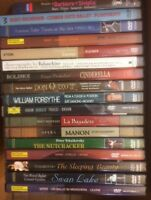 new Opera, Ballet, Classical Music DVDs and Bluerays- pick one, discount for 2+