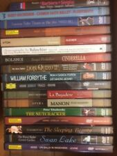 new Opera/ Ballet/ Classical Music Dvds- pick 2 or + to get a shipping discount