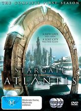 STARGATE ATLANTIS SEASON 1 : NEW DVD