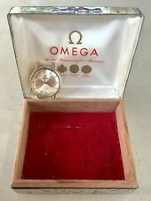 1963 OMEGA AUTOMATIC SEAMASTER DEVILLE 560 CALIBER 14k G/F FOR REPAIR BOX WORKS!