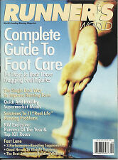 VINTAGE RUNNERS - RUNNER'S WORLD MAGAZINE US EDITION FEBRUARY 1997
