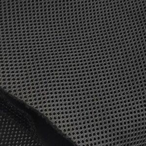 WAYBER Speaker Grill Cloth Stereo Mesh Fabric for Speaker Repair, Black - 55 NEW
