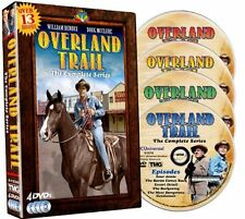 Overland Trail Complete Series 0011301615367 With Doug McClure DVD Region 1