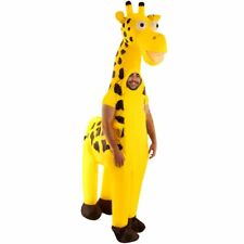 Giant Giraffe Inflatable Costume Adult Funny Fancy Dress Stag Party Halloween