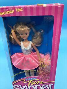 Teen Fun Skipper Doll Cheerleader Teen New