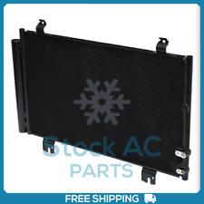 A//C Condenser 477-0642 Denso For Lexus GS350 V6 GS430 GS460 V8