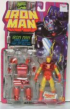 Toy Biz. Iron Man Space Armor. 1995. (unopened).
