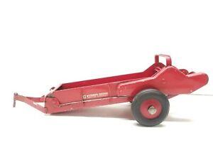 Vintage Ertl Eska IH McCormick-Deering Tractor Spreader Manure Spreader