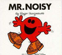 Mr. Noisy (Mr. Men Library), Hargreaves, Roger, Very Good Book
