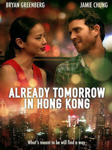 ALREADY TOMORROW IN HONG KONG - DVD - Region Free - Sealed