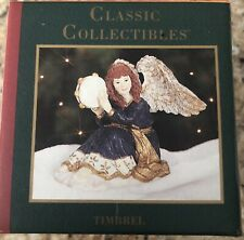 1994 Classic Collectibles Angel Ornaments 1 Piece Timbrel Angels. Please Read!