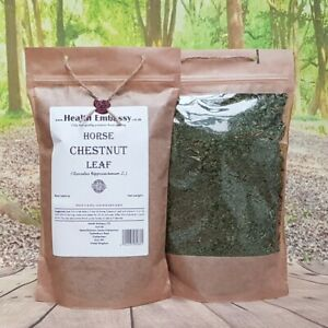 Horse Chestnut Leaf ( Aesculus hippocastanum L ) Health Embassy