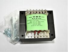 Neues AngebotRöhrenverstärker-Netztrafo 110  für 2 x EL84 o.ä.180- 220-250-300 V/0,22A-6,3 4A