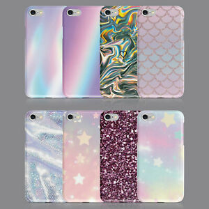 GLITTER IRIDESCENT BLING PHONE CASE FOR IPHONE 7 8 XS XR SAMSUNG S8 S9 PLUS