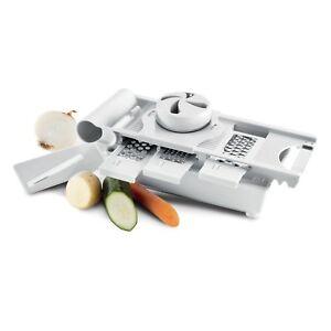 6-in-1 Multi-Function Mandoline Food, Fruit, Vegetable Slicer, Cutter, Shredder
