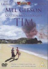 Tim 5050232711989 With Mel Gibson DVD Region 2