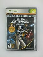 Star Wars: Battlefront II - Original Xbox Game - Complete & Tested