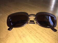 6946760f991 Giorgio Armani 677 1150 135 metal Brown Sunglasses made in Italy NICE!
