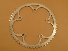 NOS Campagnolo c-record chainring 54t 135bcd, hidden bolt, 54-AS