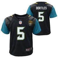 Blake Bortles Jacksonville Jaguars NFL Nike Toddler Black  Game Jersey