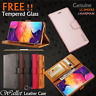 For Samsung Galaxy A50 A30 A20 A70 A5 A7 A8 J8 Wallet Leather Flip Case Cover