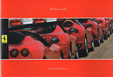"Ferrari ""Events 2008"" Booklet"