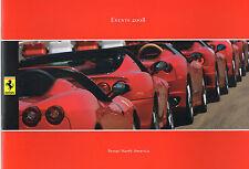 """Ferrari """"Events 2008"""" Booklet"""