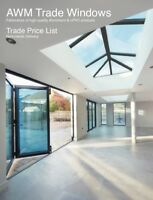 French Sliding Patio Door Price Book /Oak / Grey / White FREE 1st CLASS DELIVERY