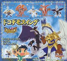 Bandai Legendz Tale Of The Dragon Kings Figure Swing Phone Strap Set X 5 pcs