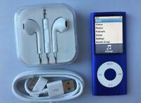 Apple iPod nano 4th Generation Purple (16GB) new