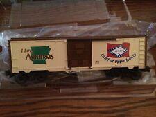 Lionel 29915 I Love Arkansas Box Car New in Box