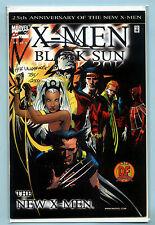 X-Men Black Sun Signed DF Excusive Cover Sealed COA CGC worthy