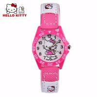 Hello Kitty Kids Watches Children's Watches Cartoon Watches For Girls-FREE SHIP