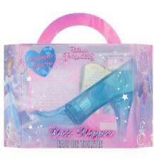 DISNEY PRINCESS - GLASS SLIPPER - EAU DE TOILETTE - GIRL'S GIFT - NEW