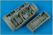 Aires 1/48 F-16C Falcon Wheel Bays for Tamiya kit # 4370