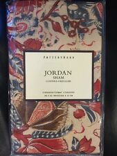 Pottery Barn Jordan Floral Sham Standard & Quilt F/Q Bedding Set New