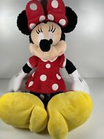 "Walt Disney World Minnie Mouse VGCC 17"" Soft Toy Plush"