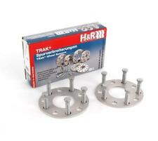 H&R 5mm per side Hubcentric wheel spacers Honda S2000 FRONT AXLE only