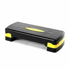 100KG Fitness Aerobic Step Adjustable Non-slip Cardio Yoga Stepper Gym Exercise