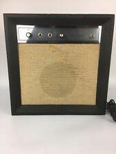 Vintage Sears Silvertone Model 1459 Tubed Guitar Amp