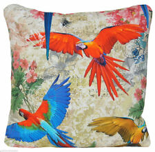 Animal Print Floral & Garden Square Decorative Cushions