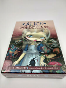 Cartes oracle Alice Wonderland neuf sous emballage, en Anglais + livret