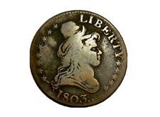 Rare 1803 Kettle Gaming Token, Brass 25 mm)