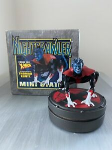 "Bowen Designs Nightcrawler ""Mini Statue"" from the X-Men Marvel Universe"